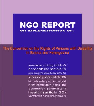 The Convention on the Rights of Persons with Disabilities in BiH
