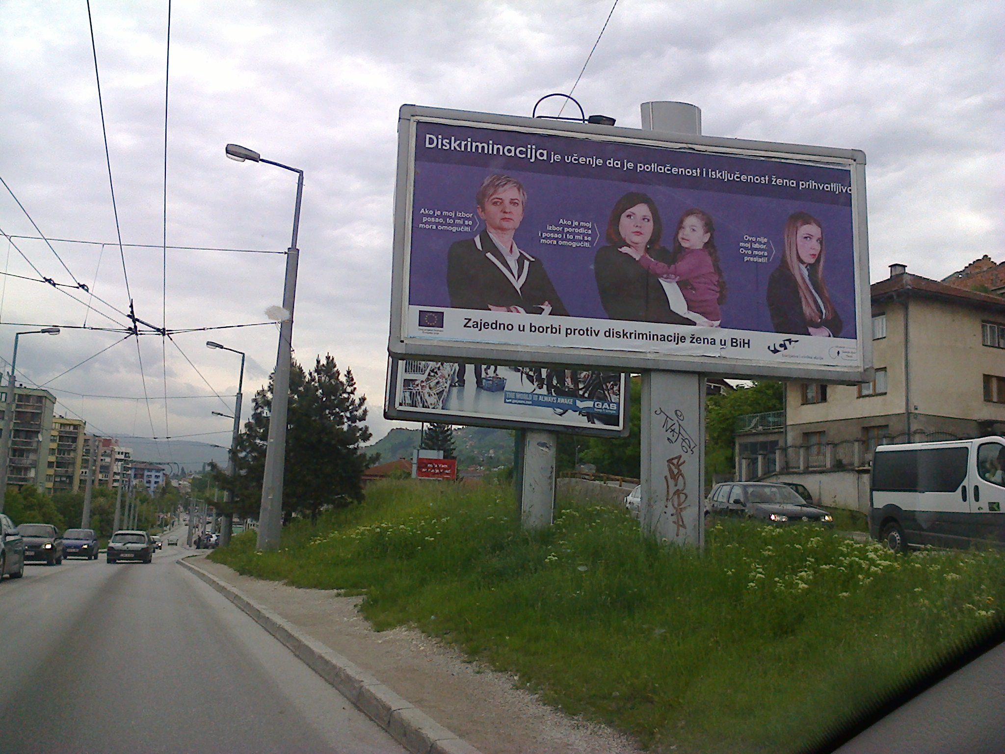 billboard grbavica